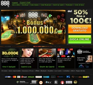 Gioca alla Video Roulette su Casino.com Italia